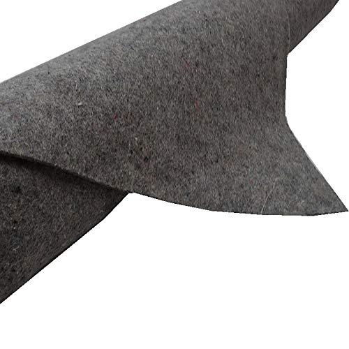 Teichvlies Teichschutzvlies Schutzvlies Poolvlies für Teich & Pool Teichfolie PVC, EPDM 300 g 500 g 1000 g !! Made in Germany !! (Verschiedene Abmessungen) (Vlies 300 g/m², 4 m x 2 m)