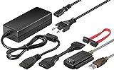 USB-2.0-Konverter für IDE/SATA-Festplatten