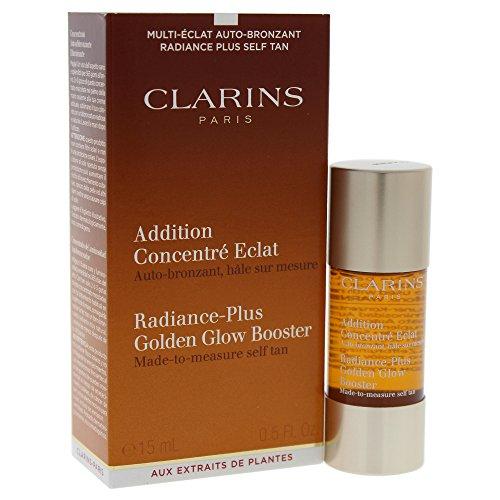 CLARINS ADDITION Konzentrat Glanz selbstbräunung 15 ml