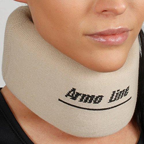 ArmoLine Halskrause - Schaum Nackenstütze - Nackenbandage (S)