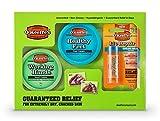 O'Keeffe Creme für extrem trockene Haut, Set mit Handcreme, Fußcreme und Lippenbalsam