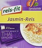 reis-fit Kochbeutel Thai- Jasmin-Reis, 7er Pack (7 x 500 g)