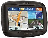 Garmin zumo 345LM CE Motorrad Navigationsgerät, Zentraleuropa Karte, lebenslangen Kartenupdates, Routenfunktion, Sicherheitshinweise, 4,3 Zoll (10,9cm) Touchscreendisplay