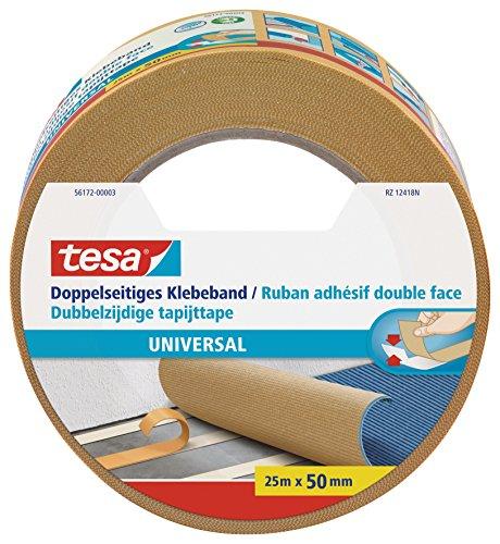 tesa doppelseitiges Klebeband, 25m:50mm