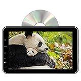 NBAUTO 10,1 Zoll Auto-Kopfstütze DVD-Player-Monitor Multimedia-Player Ultra Thin TFT HD Digitaler Tastendruck für Kinder, Unterstützung 1080P Video HDMI Region Kostenlose AUX USB/SD AV IN/Out