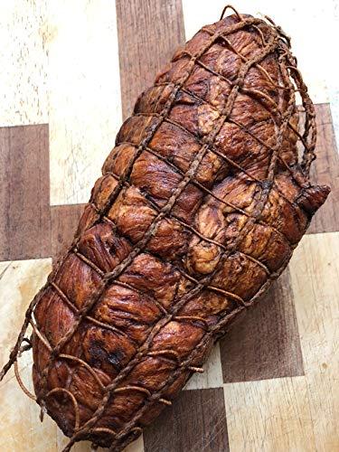 Leckerer polnischer knuspriger Schinken/szynka krucha aus der alten Speisekammer, ca. 1,2kg