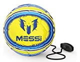 OUTDOOR met14100Messi 2in 1Soft Touch Training Ball, Blau