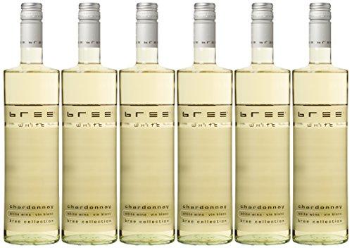 Bree Chardonnay IGP Weißwein Halbtrocken(6 x 0.75 l)