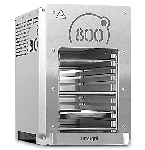 intergrill 800° Grill Pure Elektro Light Standard XL XXL
