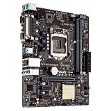 ASUS H81M-D R2.0 Mainboard Sockel 1150 (µATX, Intel H81, 2X DDR3 Speicher, 2X SATA 6Gb/s, 2X USB 3.0, 2X USB 2.0, PCIe 2.0)