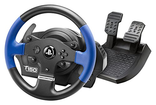 Thrustmaster T150 RS (Lenkrad inkl. 2-Pedalset, PS4 / PS3 / PC)