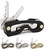 Smart Key Organizer Schlüssel Organizer mit Spezial Befestigungssystem, bis 18 Schlüssel
