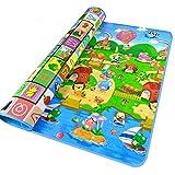 StillCool Kinderteppich Baby Kinder Teppich Kleinkind Spielteppich Crawl Junge kinderzimmer Spielmatte kinderzimmerteppich Picknick-Decke