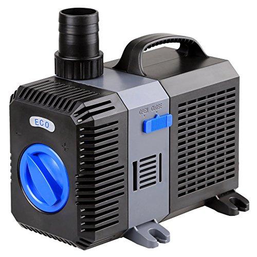 SunSun CTP-4800 SuperECO Teichpumpe Filterpumpe 4500l/h 30W