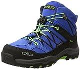 CMP Unisex-Erwachsene Rigel Mid WP Trekking- & Wanderstiefel, Blau (Royal-Frog 94bd), 36 EU