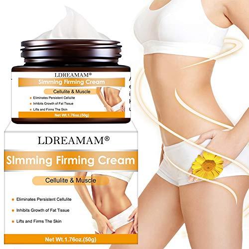 Anti Cellulite,Cellulite Creme,Slim Cream,Anti Cellulite Creme, Anti-Cellulite Massage,aktiviert die Haut zur Verbesserung der Hautkontur, Hilfe Bei Orangenhaut und Cellulitis