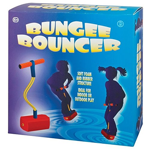 Bungee Bouncer Pogo Stock-Like Toy Bouncy Fun für Kinder & Kinder