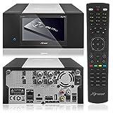 Xtrend ET 8500 HD Receiver PVR Ready mit Festplatte Schacht LCD Display 2 x DVB-S2 Sat Tuner mit Anadol HDMI Kabel
