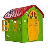 thorberg Spielhaus Kinderspielhaus Kinderhaus Maxi 120x113x111cm (Made in EU)