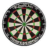 Kings Dart Bristle-Dartscheibe | Professional HD | Sisal | ø 45 cm