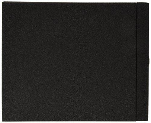 Adam Hall Stands SPADECO2 PAD ECO Serie Absorberplatte für Studio Monitor anthrazit