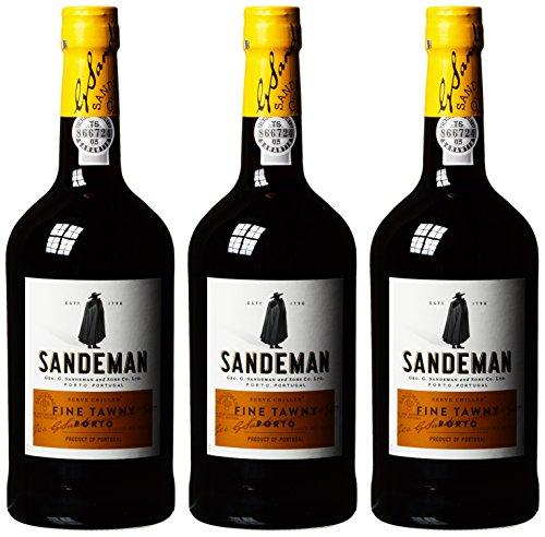 Sandeman Fine Tawny Porto (3 x 0.75 l)