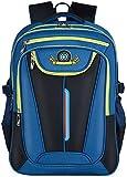 Schulrucksack, Coofit Kinderrucksack Daypack Schultasche Grundschule Backpack Schulranzen für Mädchen Jungen Teenager Jugendliche