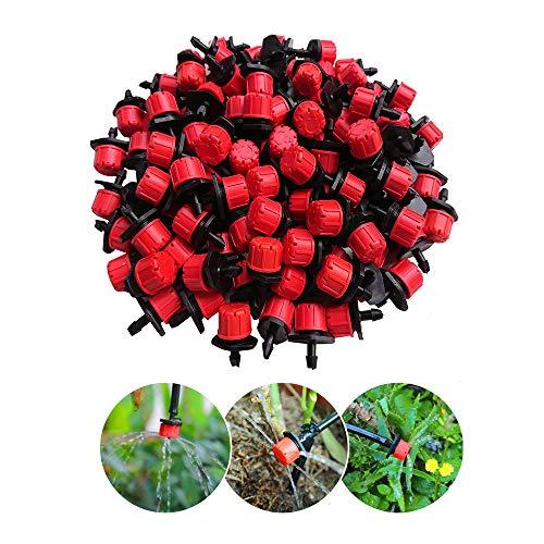 DIY Bewässerungssystem Garten; Micro Drip Bewässerung Kit;Tröpfchenbewässerung Gartenbewässerung für Landschaft,Flower Bed, Terrasse Pflanzen