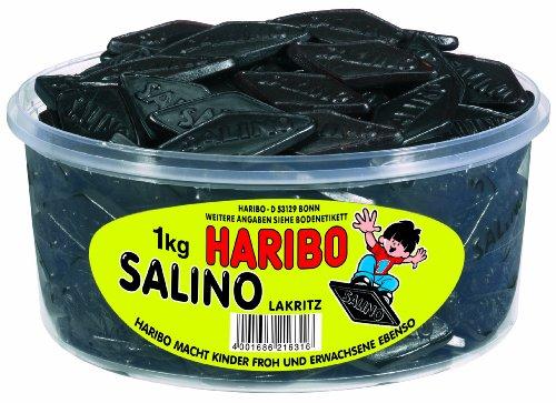 Haribo Lakritz Salino 336990 1,2kg