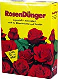 Rosendünger 4x 2,5 kg 10kg Rosen Dünger Staudendünger Stauden NPK-Dünger GPI