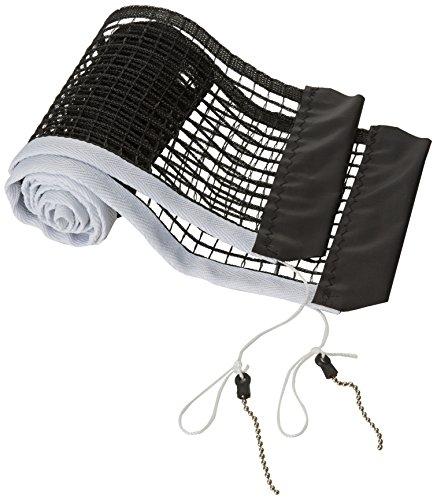 Donic Schildkroet Ersatz-Netz für Tischtennisplatten, Nylon, 1,83m, Schwarz