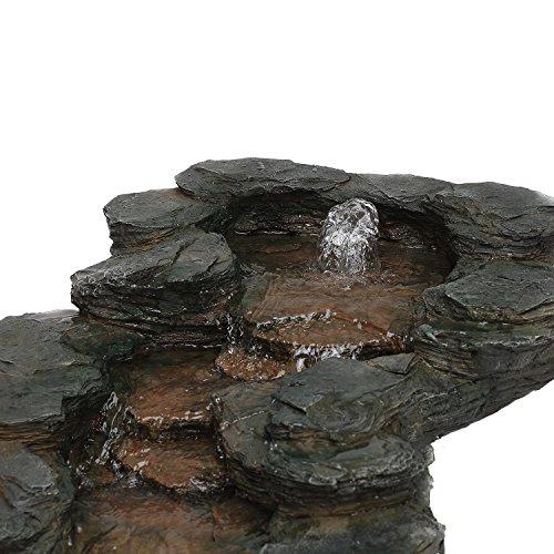 Köhko Bachlauf 'Elbe-Quelle' Wasserfall Zulauf 140011