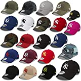 New Era 9forty Cap MLB New York Yankees im Bundle mit UD Bandana #2955