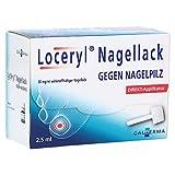 Loceryl Nagellack gegen Nagelpilz Direkt-applikat. 2.5 ml
