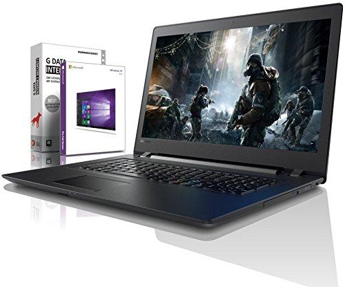 Lenovo (15,6 Zoll) Gaming Notebook (AMD RyzenTM 3 3200U 4-Thread CPU, 3.5 GHz, 8GB DDR4, 128GB SSD, 500GB HDD, RadeonTM Vega 3, DVD±RW, HDMI, BT, USB 3.0, WLAN, Windows 10 Prof. 64, MS Office) #6220