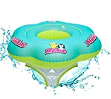 Milidom Baby Schwimmring I Baby Float I Schwimmreifen für Mädchen und Jungen ab 6 Monate-3 Jahre