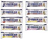 Weider 32% Protein Bar, Mix-Box, 1er Pack (24x 60g Riegel)