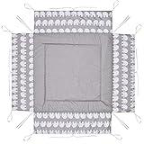Amilian Laufstalleinlage Laufgittereinlage Schutzeinlage 100 x 100 cm LAU09