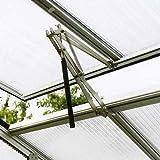 GOTOTOP Automatischer Fensteröffner Fensterheber für Gewächshaus Autovent Solar Geeignet für Fast alle Gewächshaus