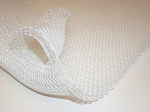 3D Mesh Matratzenunterlage Polsterunterlage 12mm stark in 140 x 200 cm