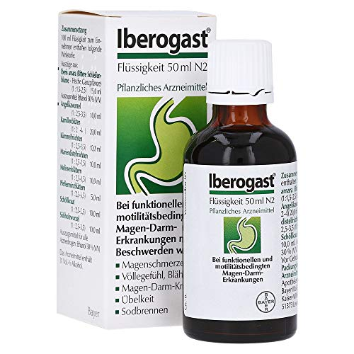 Iberogast Tropfen, 50 ml