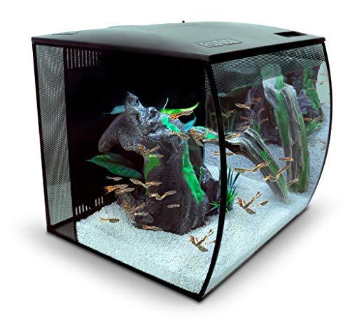 Fluval Flex Aquarium Set, 57 L