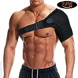 Schulterbandage für Frauen Herren Rotator Manschettenknöpfe Unterstützung für verletzungsprävention Frozen Schulter Schmerzen Gürtel Haltung Corrector
