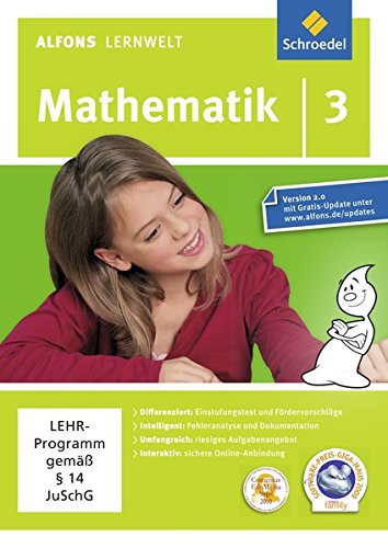Alfons Lernwelt Mathematik 3 Einzellizenz