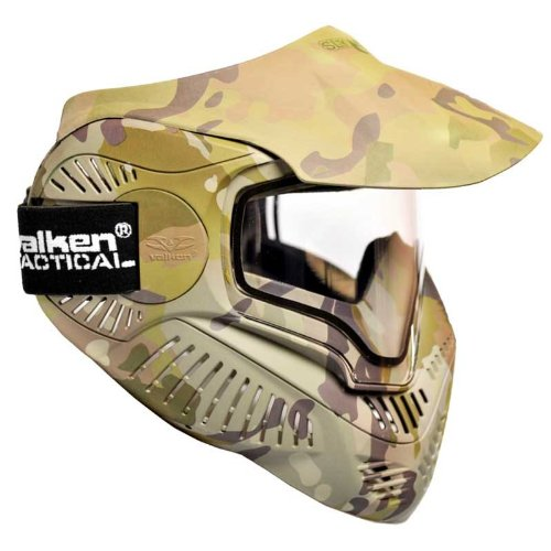 Sly Paintball Maske Annex MI-7 Thermal, V-Cam, 61645