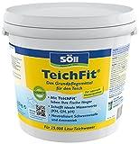 Söll 15140 TeichFit - Das Grundpflegemittel für den Gartenteich, 2,5 kg