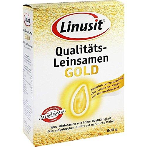 Linusit Gold Leinsamen 500 g