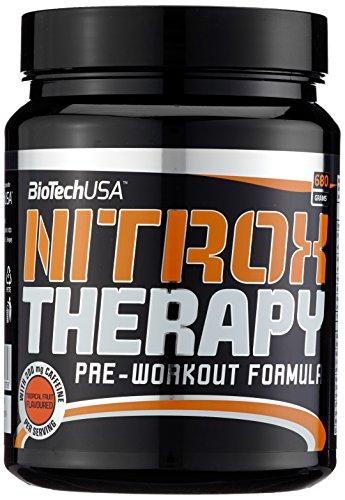 Biotech USA Nitrox Therapy Tropic Fruits, 1er Pack (1 x 680 g)