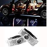2 X Autotür LED Logo Projektion Licht Türbeleuchtung Willkommen Einstiegsbeleuchtung CLA CLK CLS