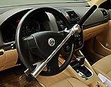 FREESOO Auto Steering Wheel Lock Auto Anti-theft Lock Safety Diebstahlsicherung Lenkradkralle